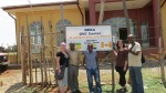 Visiting Canadian Humanitarian's Education Center in Gindo