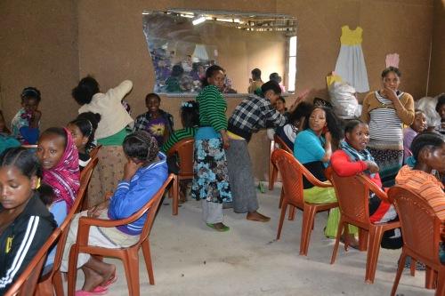 Hope for Children in Ethiopia, Vulnerable Children Society