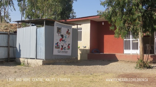 Main Building & Shower-Toilet Building2