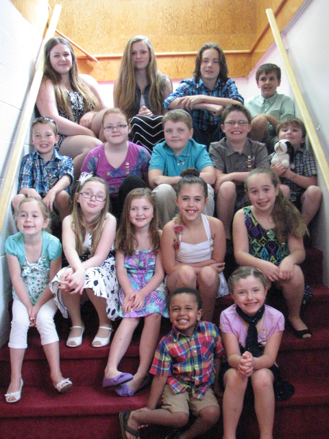 Sunday school fundraises for Love and Hope Centre in Ethiopia