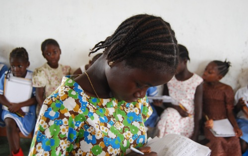 liberia ebola education literacy homeschool help kids children donate