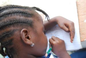 Literacy and Ebola Prevention in Liberia