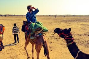 Arriving in Ethiopia