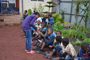 Vulnerable Children Society Ethiopia Helping Kids