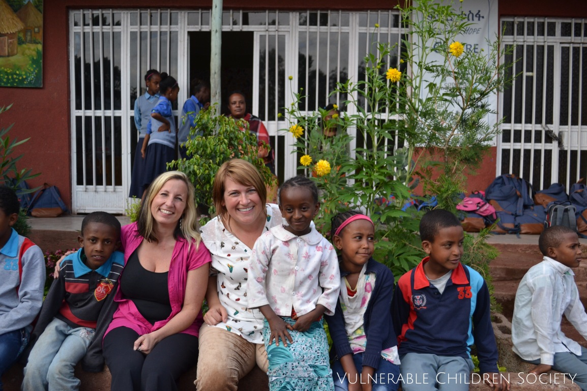 Healthy happy kids at the Love and HopeCentre
