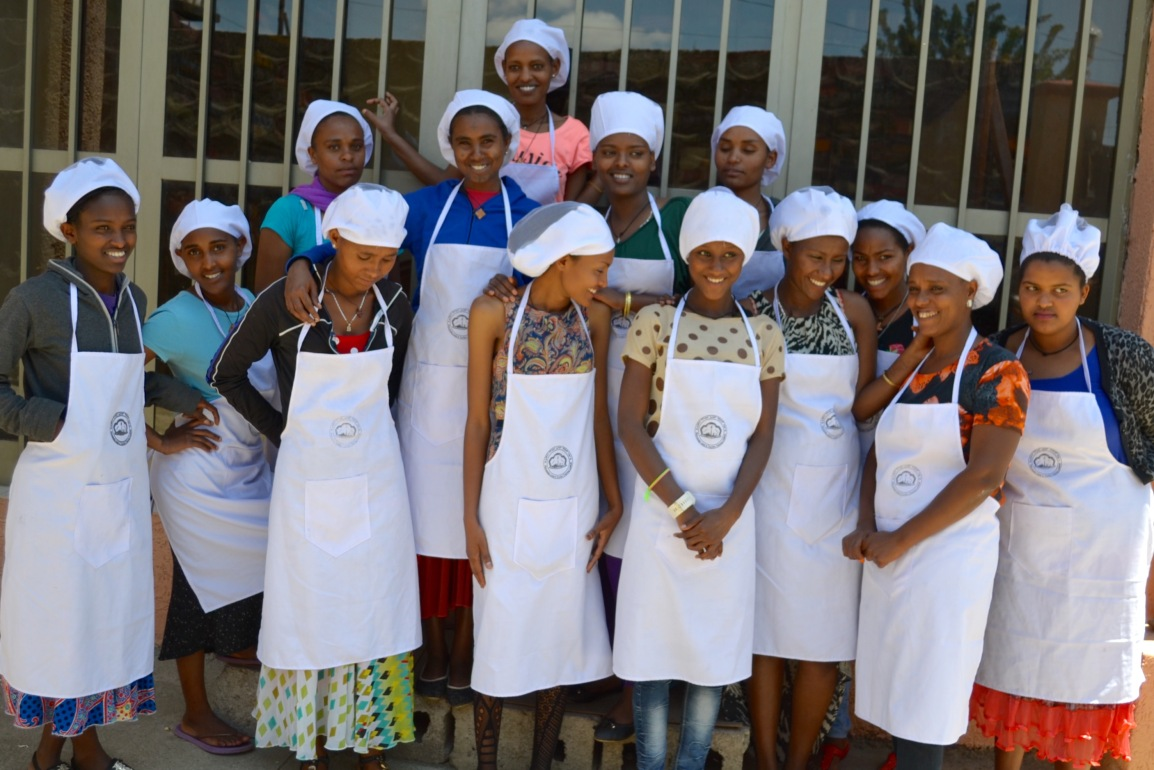 Vulnerable Children Society Teen Sex Trade Workers Reemployment Ethiopia