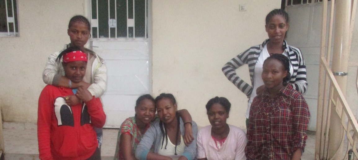Inspirational Teen Turns Her Life Around in Ethiopia